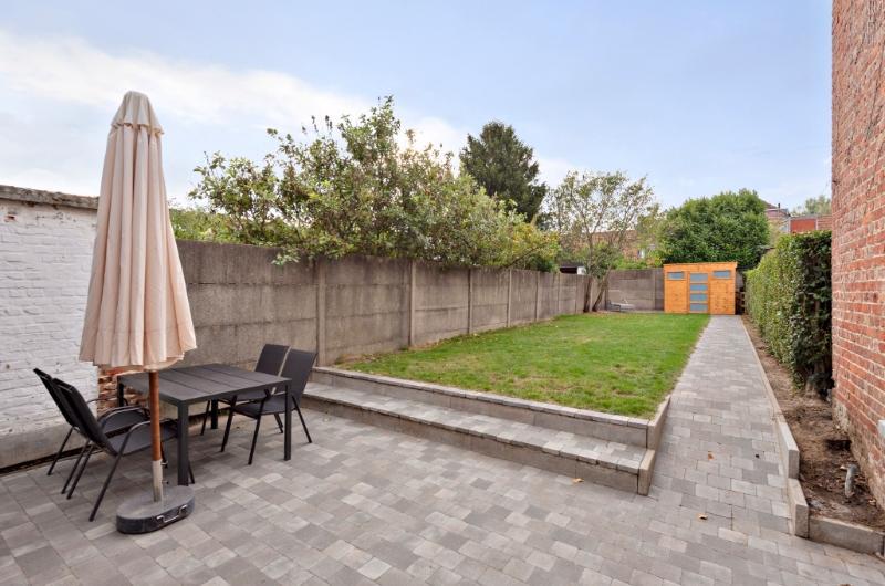 Energiezuinige gerenoveerde woning met zonnige tuin