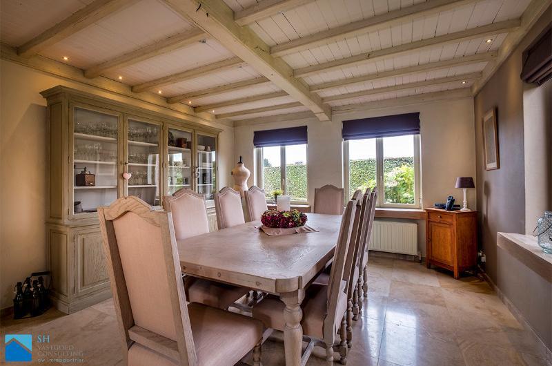 stijlvolle villa met rustige landelijke ligging