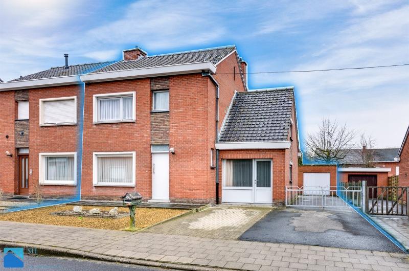 Gezinswoning te koop nabij het centrum van Lendelede