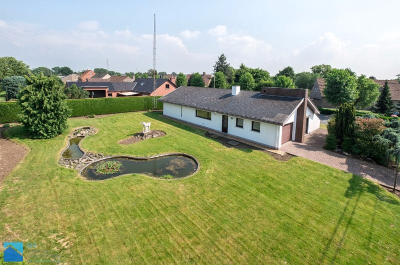 verkavelbaar lot bouwgrond op een terrein van 1479 m² nabij het centrum Waregem