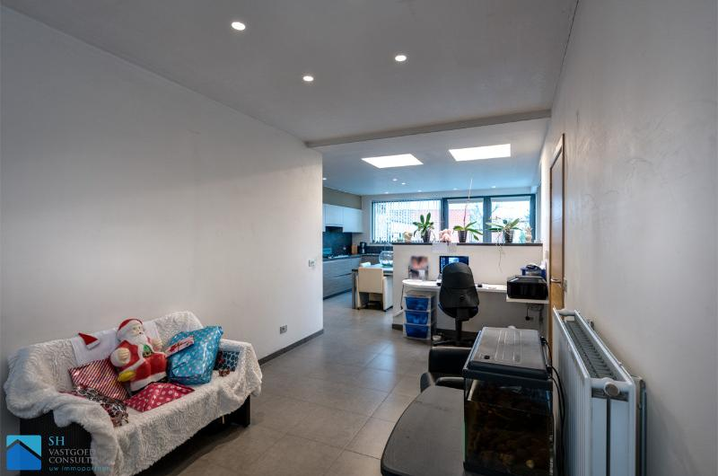 Gerenoveerde gezinswoning in het centrum van Harelbeke
