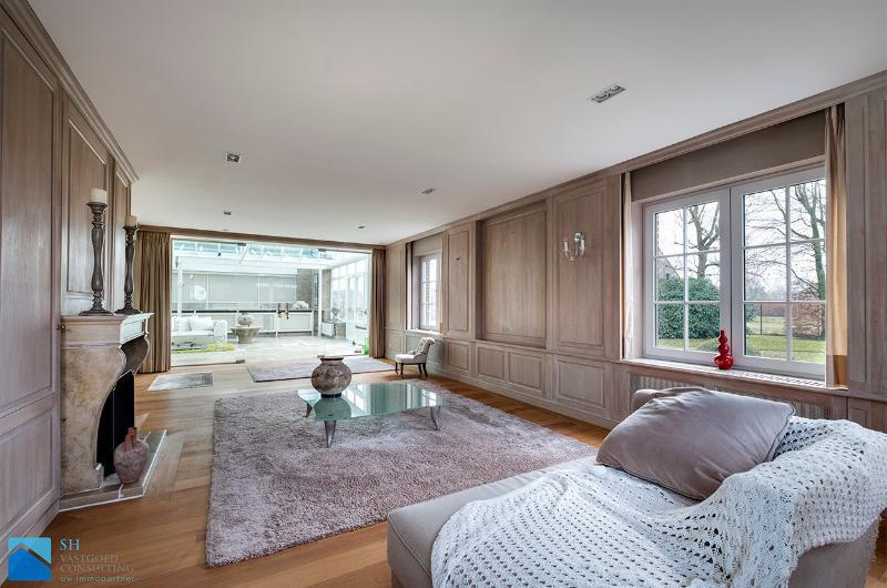 tijdloze stijlvolle villa met rustige ligging