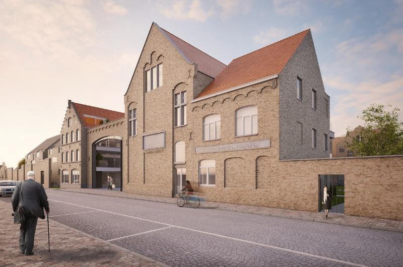 Luxe assistentieflats te koop in Nieuwpoort