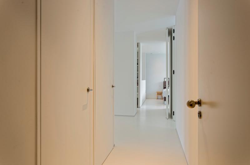 Luxueus afgewerkt appartement met loftallures op topligging!!!