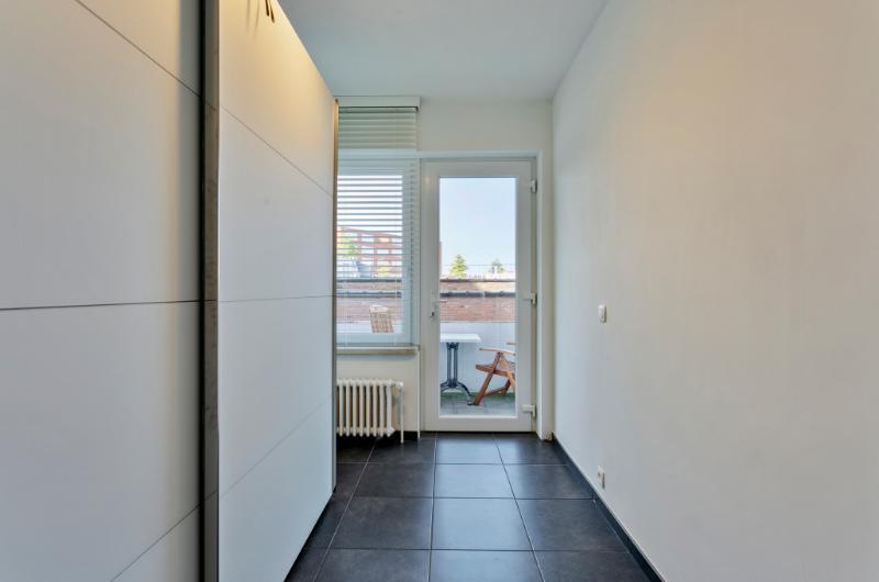Ruim instapklaar 3 slpk.  appartement met garage en berging